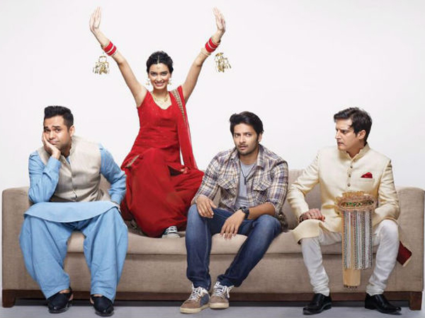 'Happy Bhag Jayegi' does poor business over the first weekend