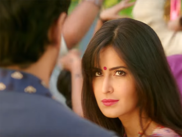 Katrina Kaif just unveiled something about the movie 'Baar Baar Dekho'