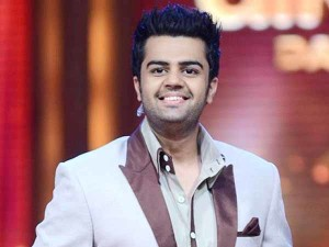manish paul on Jhalak Dikhhla Jaa 9