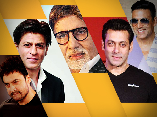 Here's the net worth of top five richest Bollywood actors in 2016