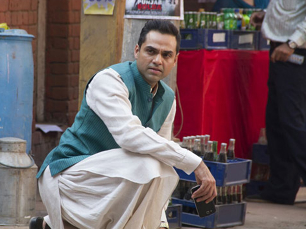 Here's what Abhay Deol has to say about working in 'Happy Bhag Jayegi' sequel
