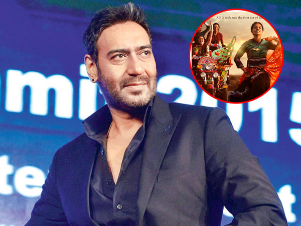 Release date of Ajay Devgn's production venture 'Parched' announced