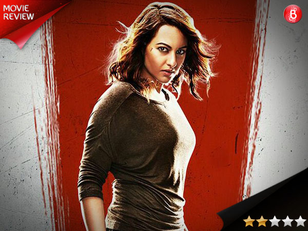 'Akira' movie review: Strictly for Sonakshi Sinha and Anurag Kashyap fans