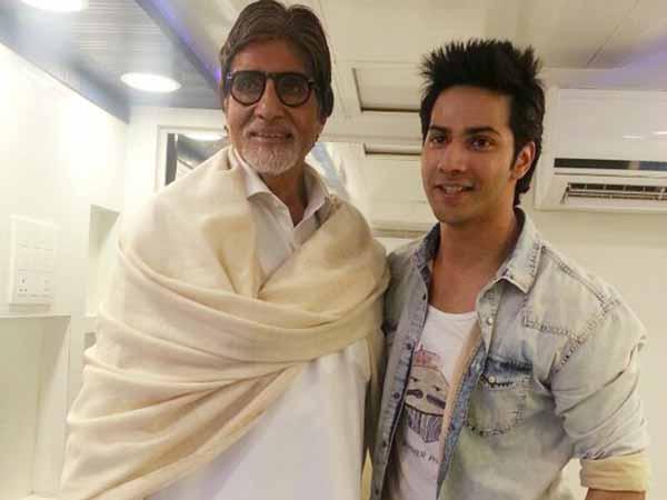 Amitabh Bachchan and Varun Dhawan teaming up for a YRF film