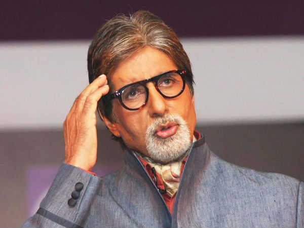 Amitabh Bachchan: I've lost my price scale
