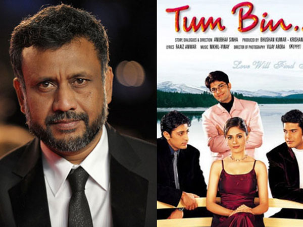 Anubhav Sinha says 'Tum Bin' is his much remembered film till date