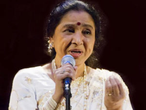 Asha Bhosle on Twitter