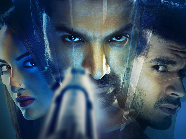 'Force 2' trailer: John Abraham, Sonakshi Sinha and Tahir Raj Bhasin take action to another level!