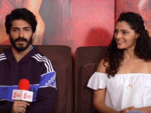 Exclusive: Interview with 'Mirzya' actors Harshvardhan Kapoor and Saiyami Kher