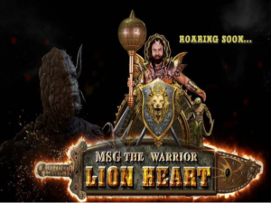 The trailer of 'MSG The Warrior - Lion Heart' is too much bizarreness in 3 minutes