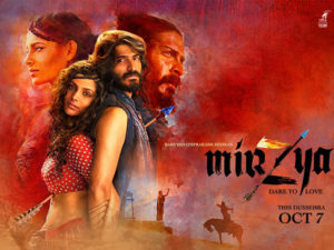 Second trailer of 'Mirzya' is stunning, proving love transcends limits, faces challenges