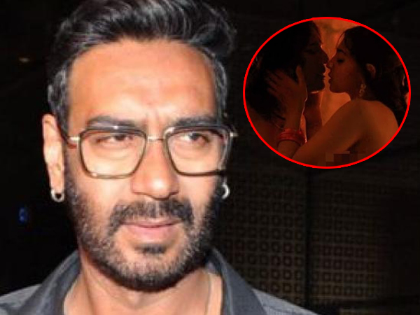Ajay Devgn's shocking reaction on Radhika Apte's leaked scene from 'Parched'