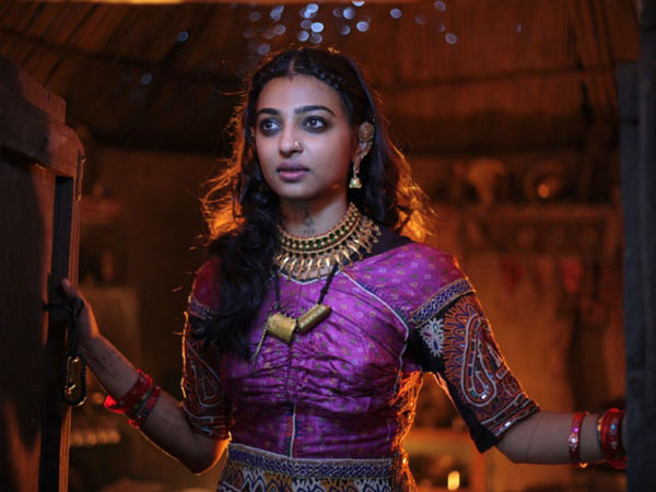 Radhika Apte: I don't see why I should be ashamed of my body