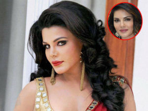WATCH: Rakhi Sawant takes a dig at Sunny Leone, once again!