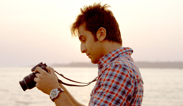 Sid in 'Wake Up Sid'