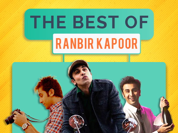 10 Ranbir Kapoor roles that prove he is a true rockstar