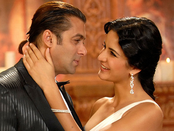 This old video shows Salman Khan and Katrina Kaif were too much in love with each other
