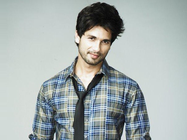 Here is a person who is Shahid Kapoor's biggest critic