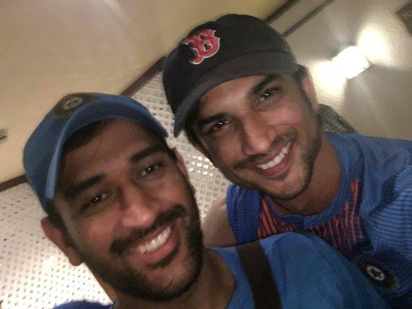 Sushant Singh Rajput and MS Dhoni have something in common...