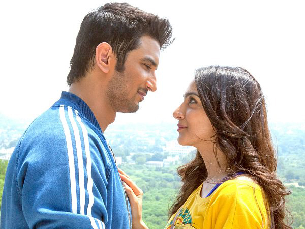 WATCH: Sushant Singh Rajput and Kiara Advani's chemistry is the highlight of 'Jab Tak'