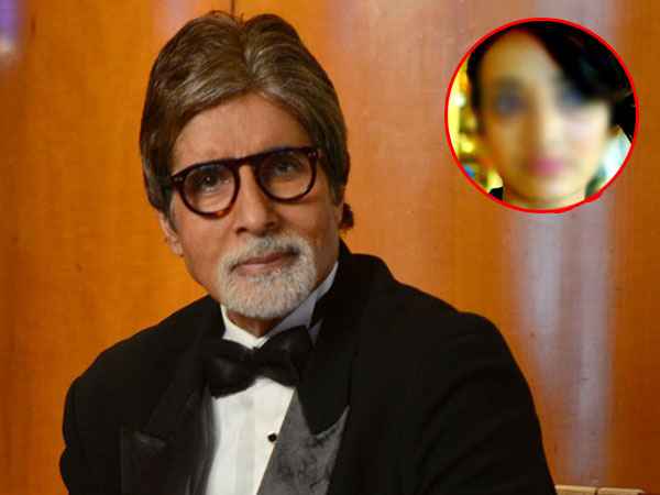 Unbelievable! This actress from 'Pink' didn't know who Amitabh Bachchan is!