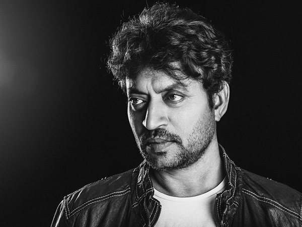 What inspired Irrfan Khan to be an actor?