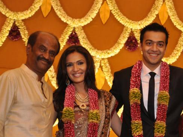 Rajinikanth's daughter Soundarya has finally opened up on her separation