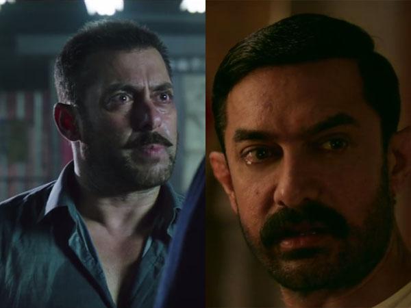 Aamir Khan and Salman Khan Haryanvi accent