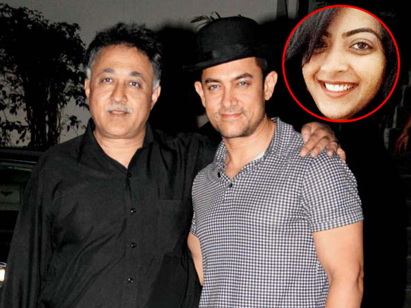 Aamir Khan's niece all set to make her Bollywood debut