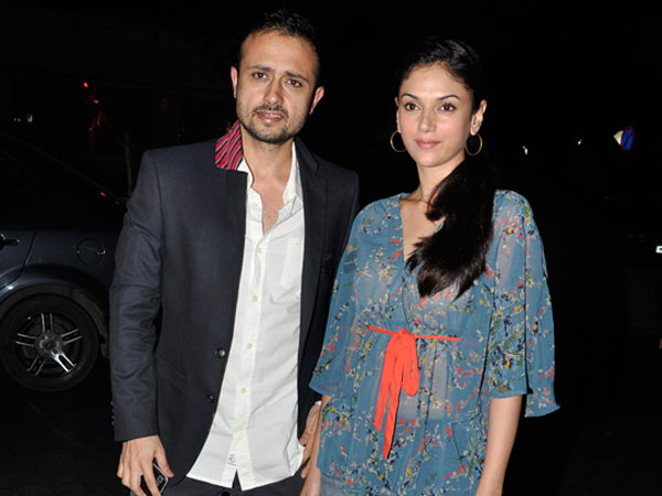 Why is Aditi Rao Hydari's ex-husband not ready to speak about their marriage?