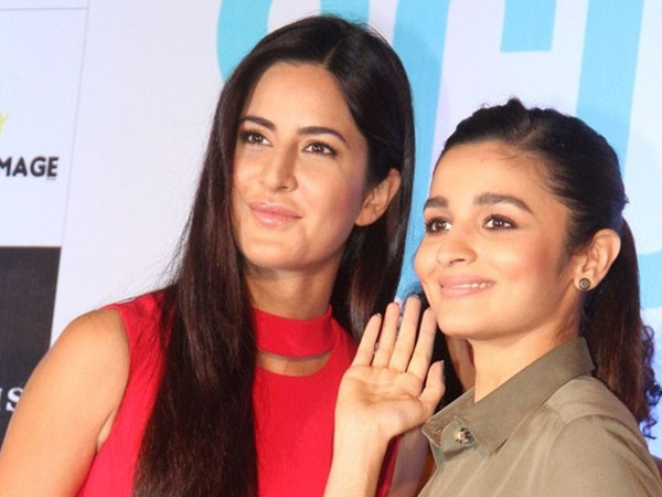 Katrina Kaif doesn't want to do female version of 'Dil Chahta Hai' with Alia Bhatt