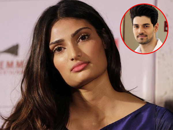 Athiya Shetty clears the air on working with Sooraj Pancholi in 'Circus'