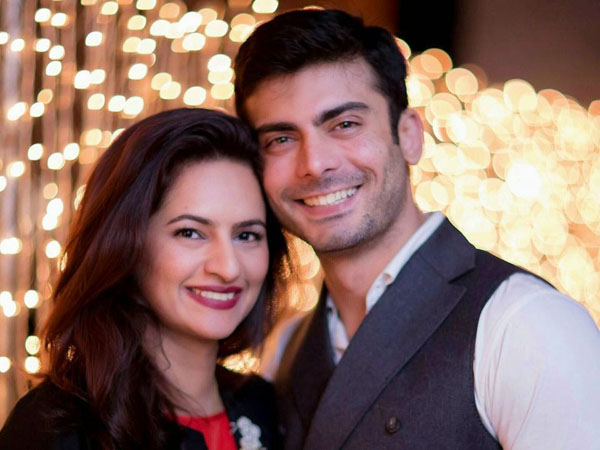 Fawad Khan and wife Sadaf blessed with a baby girl