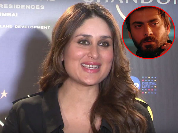 Watch: Kareena Kapoor Khan smartly dodged the question about Fawad Khan