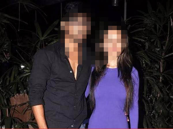 It's splitsville for yet another Bollywood actress, after three years of relationship