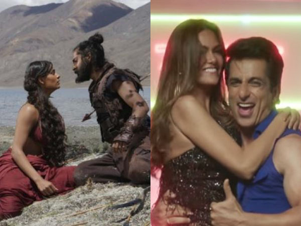 'Mirzya' and 'Tutak Tutak Tutiya' fail to show any growth at the box office on Tuesday