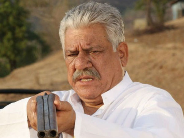 Shameful! Om Puri looks down upon the sacrifice of Indian martyrs