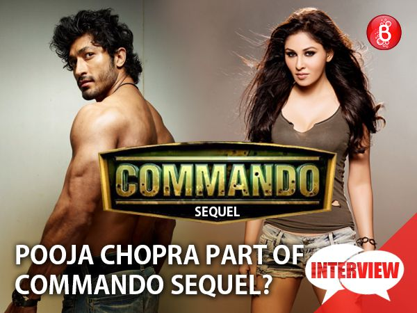 Pooja Chopra: I would have loved to be a part of 'Commando' sequel