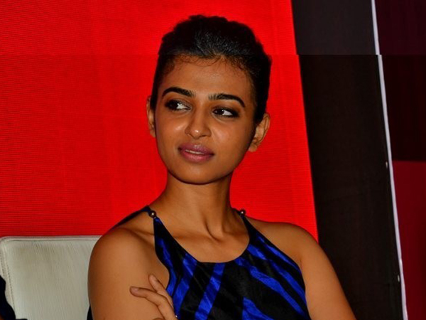 Radhika Apte shows support to Pakistani artistes, says they should come here and work