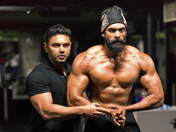 Rana Daggubati's menacing look for 'Baahubali 2' will send shivers down your spine