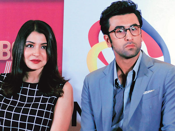 What! Ranbir Kapoor didn't want to cross the line with Anushka Sharma