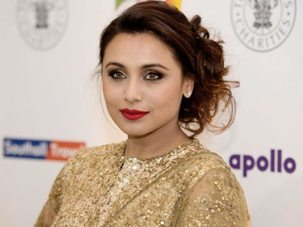 Rani Mukerji all set to hit the gym to get ready for her comeback?