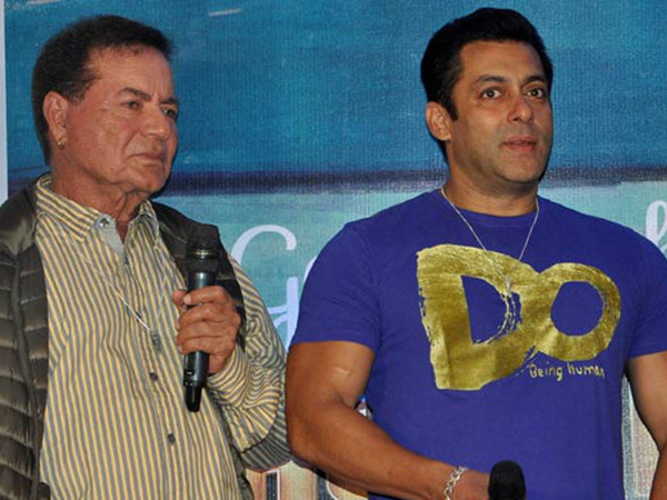 Salim Khan lashes out on people targeting Salman Khan over latter's comment on Pak artistes