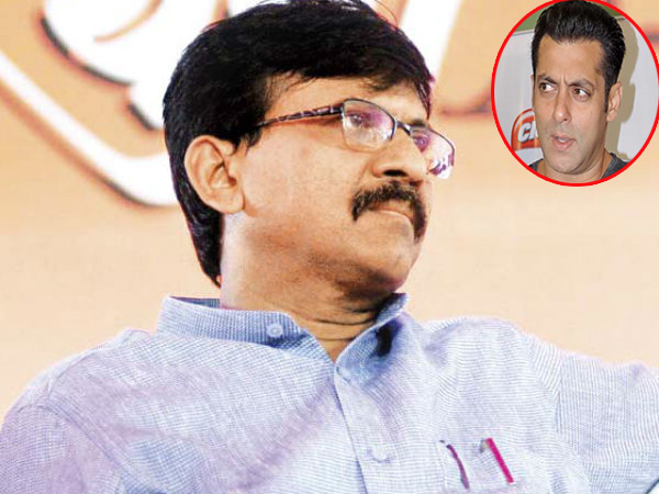Keep Salman Khan under house arrest: Shiv Sena MP Sanjay Raut to Salim Khan