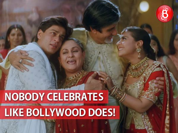 Festivals in Bollywood