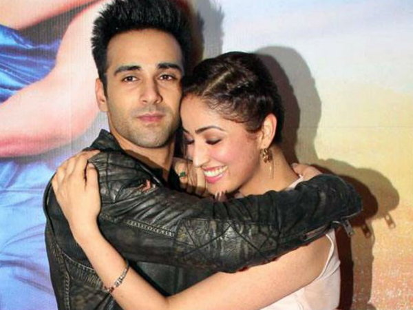 Yami Gautam's parents ask her to choose between Pulkit Samrat and her career