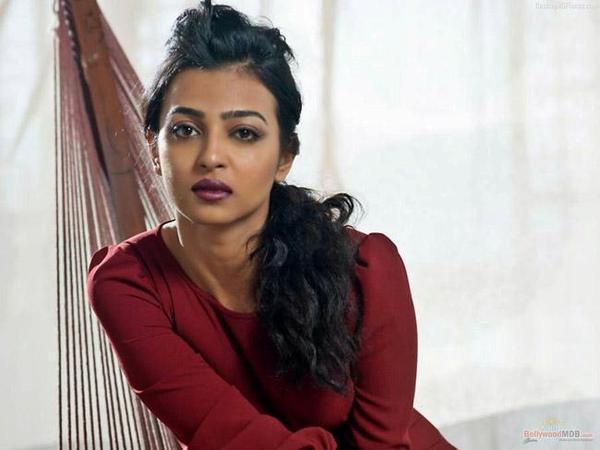 Radhika Apte supports Tannishtha Chatterjee in 'Comedy Nights Bachao' fiasco