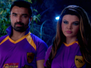Watch: Rakhi Sawant's message for Ajaz Khan and his movie 'Love Day' will leave you in splits
