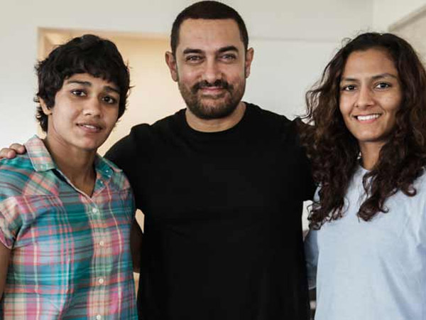 Wow! Aamir Khan to choose the wedding outfit for Geeta Phogat