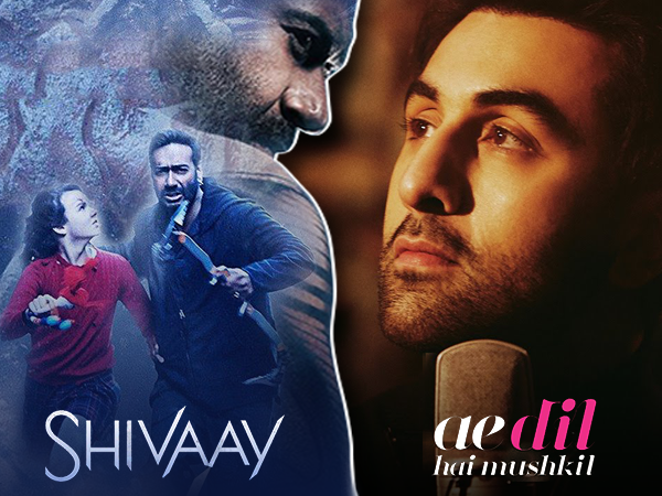 'Ae Dil Hai Mushkil' is eyeing 100 crore with the second Tuesday collection
